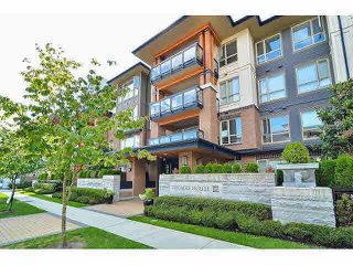 Photo 1: 310 1150 KENSAL PLACE in COQUITLAM: New Horizons Condo for sale (Coquitlam)  : MLS®# R2024529
