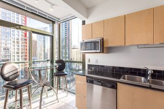 Photo 8: 1509-1239 W Georgia St in Vancouver: Downtown VW Condo for sale (grea)  : MLS®# R2034767