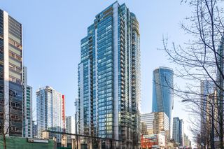 Main Photo: 1509-1239 W Georgia St in Vancouver: Downtown VW Condo for sale (grea)  : MLS®# R2034767