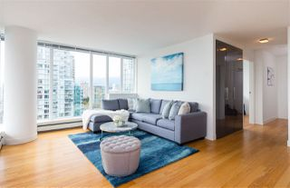 Photo 4: 2307 1325 ROLSTON STREET in Vancouver: Downtown VW Condo for sale (Vancouver West)  : MLS®# R2265573