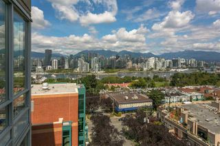 "Photo 16: 803 2483 SPRUCE Street in Vancouver: Fairview VW Condo for sale in ""Skyline"" (Vancouver West)  : MLS®# R2398582"