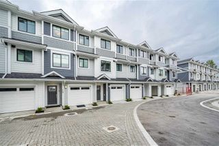 """Photo 1: 19 189 WOOD Street in New Westminster: Queensborough Townhouse for sale in """"RIVER MEWS"""" : MLS®# R2410352"""