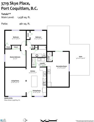 """Photo 20: 3719 SKYE Place in Port Coquitlam: Lincoln Park PQ House for sale in """"LINCOLN PARK"""" : MLS®# R2420027"""