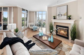 Photo 4: 606 21 Dallas Rd in Victoria: Vi James Bay Condo for sale : MLS®# 841905