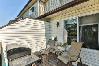 Photo 19: 21 171 BRINTNELL Boulevard in Edmonton: Zone 03 Townhouse for sale : MLS®# E4213743