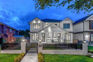 Main Photo: 2839 GRAVELEY Street in Vancouver: Renfrew VE House 1/2 Duplex for sale (Vancouver East)  : MLS®# R2507879