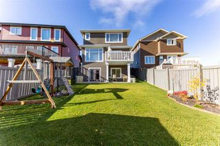 Photo 41: 805 NORTHERN HARRIER Lane in Edmonton: Zone 59 House for sale : MLS®# E4217806
