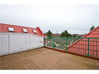 "Photo 6: # 6 868 CASSIAR ST in Vancouver: Renfrew VE Townhouse for sale in ""TERRA VITA"" (Vancouver East)  : MLS®# V939892"