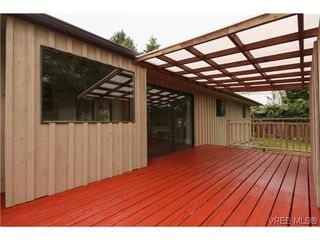 Photo 18: 2296 Edgelow St in VICTORIA: SE Arbutus House for sale (Saanich East)  : MLS®# 609935