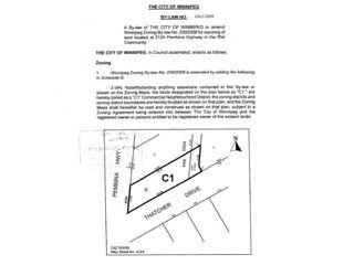 Photo 2: 2124 Pembina Highway in WINNIPEG: Fort Garry / Whyte Ridge / St Norbert Residential for sale (South Winnipeg)  : MLS®# 1214535