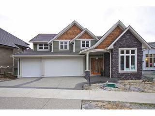 "Photo 1: 2654 PLATINUM Lane in Abbotsford: Abbotsford East House for sale in ""EAGLE MOUNTAIN"" : MLS®# F1306845"
