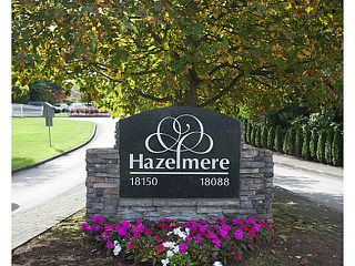 "Photo 18: 15 18088 8TH Avenue in SURREY: Hazelmere Townhouse for sale in ""Hazelmere Village"" (South Surrey White Rock)  : MLS®# F1321546"