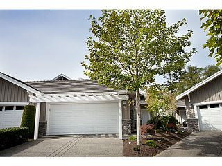 "Photo 1: 15 18088 8TH Avenue in SURREY: Hazelmere Townhouse for sale in ""Hazelmere Village"" (South Surrey White Rock)  : MLS®# F1321546"