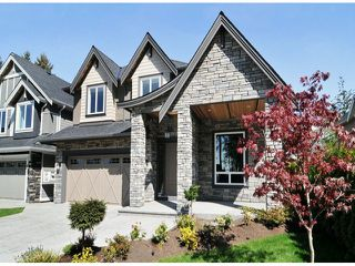 Photo 1: 2718 163A ST in Surrey: Grandview Surrey House for sale (South Surrey White Rock)  : MLS®# F1409556