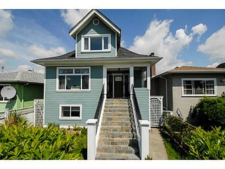 Photo 1: 341 E 58TH AV in Vancouver: South Vancouver House for sale (Vancouver East)  : MLS®# V1070002