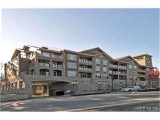 Photo 1: 309 1325 Bear Mountain Parkway in VICTORIA: La Bear Mountain Condo Apartment for sale (Langford)  : MLS®# 236379