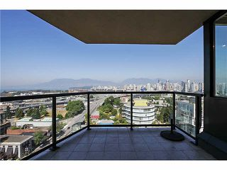 "Photo 8: 1404 1483 W 7TH Avenue in Vancouver: Fairview VW Condo for sale in ""VERONA OF PORTICO"" (Vancouver West)  : MLS®# V1082596"