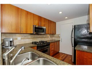 "Photo 5: 1404 1483 W 7TH Avenue in Vancouver: Fairview VW Condo for sale in ""VERONA OF PORTICO"" (Vancouver West)  : MLS®# V1082596"