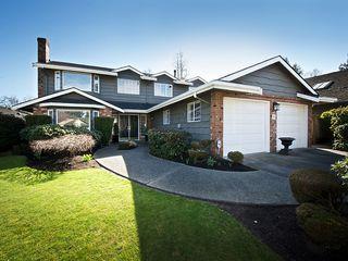 Main Photo: 5616 GOLDENROD CR in Tsawwassen: Tsawwassen East House for sale : MLS®# V1054073