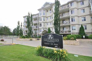 Main Photo: 419 12111 51 Avenue in Edmonton: Zone 15 Condo for sale : MLS®# E4173251