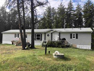 Photo 1: 60414 RGE RD 250: Rural Westlock County Manufactured Home for sale : MLS®# E4176644