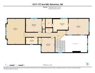 Photo 50: 12171 177 Avenue in Edmonton: Zone 27 House for sale : MLS®# E4178531