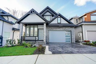 Photo 1: 10275 166A Street in Surrey: Fraser Heights House for sale (North Surrey)  : MLS®# R2435638