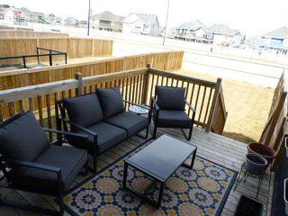 Photo 28: 5409 CRABAPPLE Loop in Edmonton: Zone 53 House Half Duplex for sale : MLS®# E4194867