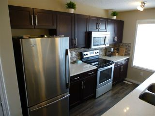 Photo 4: 5409 CRABAPPLE Loop in Edmonton: Zone 53 House Half Duplex for sale : MLS®# E4194867