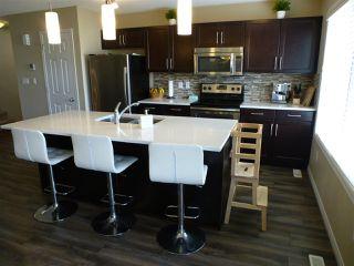 Photo 6: 5409 CRABAPPLE Loop in Edmonton: Zone 53 House Half Duplex for sale : MLS®# E4194867