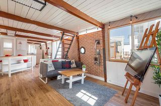 "Main Photo: 4W2 8191 RIVER Road in Richmond: West Cambie House for sale in ""RICHMOND MARINA"" : MLS®# R2466973"