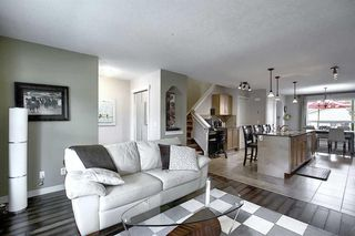 Photo 15: 294 LUXSTONE Way SW: Airdrie Semi Detached for sale : MLS®# A1019492
