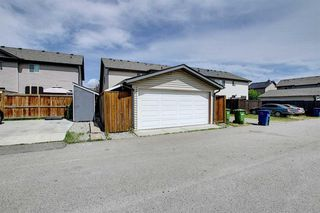 Photo 46: 294 LUXSTONE Way SW: Airdrie Semi Detached for sale : MLS®# A1019492