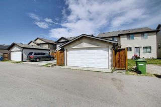 Photo 45: 294 LUXSTONE Way SW: Airdrie Semi Detached for sale : MLS®# A1019492