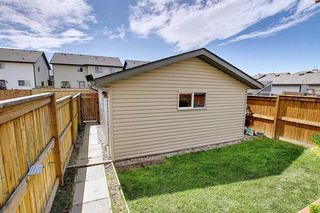 Photo 43: 294 LUXSTONE Way SW: Airdrie Semi Detached for sale : MLS®# A1019492