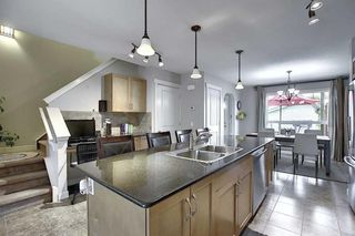Photo 12: 294 LUXSTONE Way SW: Airdrie Semi Detached for sale : MLS®# A1019492