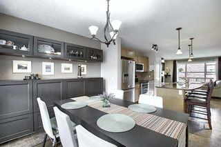 Photo 14: 294 LUXSTONE Way SW: Airdrie Semi Detached for sale : MLS®# A1019492