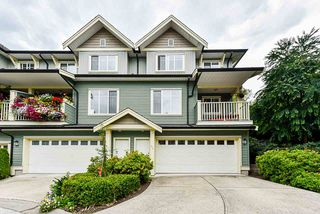 "Photo 1: 54 6575 192 Street in Surrey: Clayton Townhouse for sale in ""IXIA"" (Cloverdale)  : MLS®# R2495688"