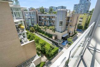 Photo 20: 509 1616 COLUMBIA STREET in Vancouver: False Creek Condo for sale (Vancouver West)  : MLS®# R2490987