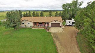 Photo 1: RR1 Falun: Rural Wetaskiwin County House for sale : MLS®# E4222158