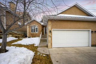 Main Photo: 370 Signature Court SW in Calgary: Signal Hill Semi Detached for sale : MLS®# A1057480
