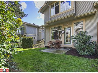 "Photo 10: 28 14959 58TH Avenue in Surrey: Sullivan Station Townhouse for sale in ""SKYLANDS"" : MLS®# F1210484"