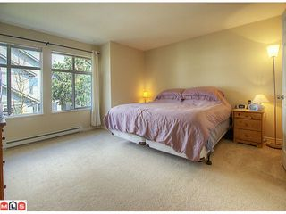 "Photo 12: 28 14959 58TH Avenue in Surrey: Sullivan Station Townhouse for sale in ""SKYLANDS"" : MLS®# F1210484"