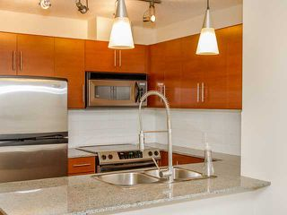 """Photo 3: 408 813 AGNES Street in New Westminster: Downtown NW Condo for sale in """"NEWS"""" : MLS®# V989175"""