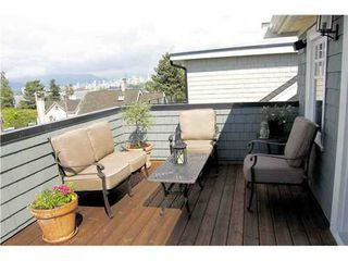 Photo 9: 3327 2ND Ave W in Vancouver West: Kitsilano Home for sale ()  : MLS®# V921793
