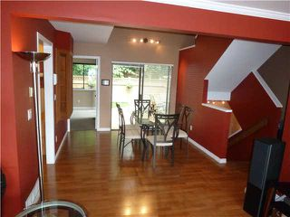 "Photo 5: 205 1220 FALCON Drive in Coquitlam: Upper Eagle Ridge Townhouse for sale in ""EAGLERIDGE TERRACE"" : MLS®# V1013585"
