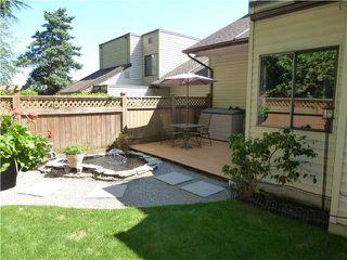 "Photo 3: 205 1220 FALCON Drive in Coquitlam: Upper Eagle Ridge Townhouse for sale in ""EAGLERIDGE TERRACE"" : MLS®# V1013585"