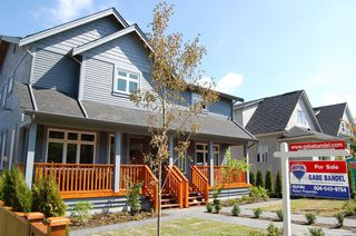 "Photo 1: 1233 E 13 AV in Vancouver: Mount Pleasant VE House 1/2 Duplex for sale in ""MOUNT PLEASANT"" (Vancouver East)  : MLS®# V1019002"