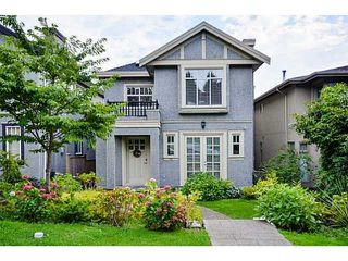 "Photo 1: 4042 W 35TH Avenue in Vancouver: Dunbar House for sale in ""DUNBAR"" (Vancouver West)  : MLS®# V1078528"