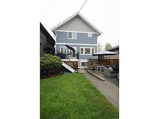 Photo 19: 850 W 19TH AV in Vancouver: Cambie House for sale (Vancouver West)  : MLS®# V1092664